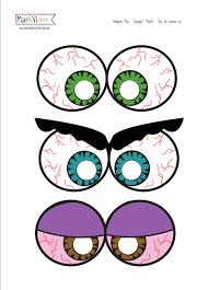 imagenes de halloween para imprimir y colorear máscaras de halloween para descargar e imprimir gratis pequeocio