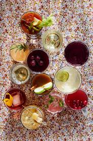thanksgiving diy projects 17 best thanksgiving cocktails easy drink recipes with alcohol