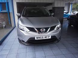 nissan qashqai euro 6 nissan qashqai 1 5 dci acenta 5dr manual for sale in st helens l
