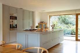 modern barn kitchen on the market a modern walled garden moat included for 2 6m in
