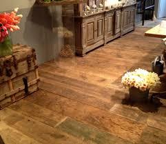ornamento flower shop wide plank threshing barn flooring