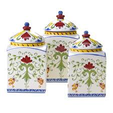 Sunflower Canisters For Kitchen 100 Italian Canisters Kitchen 100 Unique Kitchen Canisters