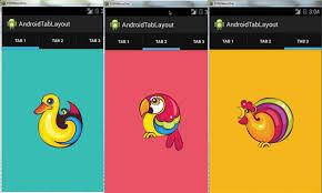 tutorial android xml android tab layout tutorial java tutorial blog