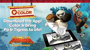 Turn Pictures Into Coloring Pages App Dreamworks Create Color