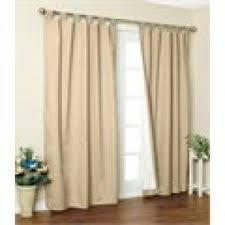 95 Long Curtains Thermal Tab Top Curtains Foter