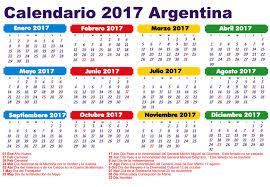 calendario escolar argentina 2017 2018 así quedó el calendario tras la eliminación de los feriados