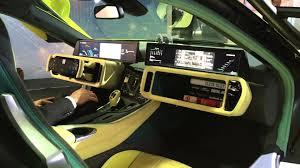 family car interior ces 2016 watch harman convert a car interior to autonomous mode
