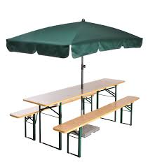 Garden Table With Umbrella Beer Garden Table And Benches Product Tags
