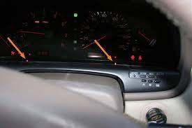 lexus dash lights small lights flash on dashboard 95 ls400 not an ls
