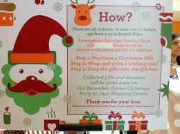 5 little angels jaya shopping centre celebrates christmas with
