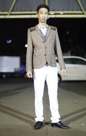 white shoes with black pants pi pants