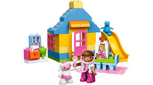 10606 doc mcstuffins backyard clinic lego duplo products