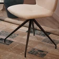 chaise pied metal chaise mobitec mode 91 avec pied métal fabrication française