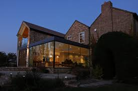 Traditional Home Design Pictures Modern Glass Addition To Otherwise Traditional Home