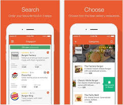 delivery service app delivery service food app food