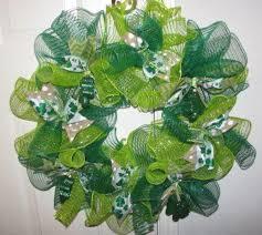 s day wreaths st patricks day wreath ebay
