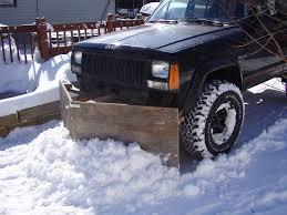 jeep snow snow plow jeepforum com