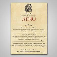 dining menu template entry 1 by boris03borisov07 for restaurant dining menu