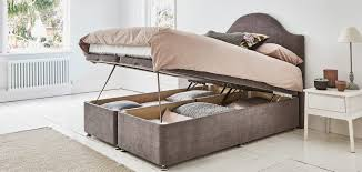 Ottoman Storage Beds Uk by Storage Beds Beds With Storage Handmade In The Uk Willow U0026 Hall