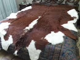 tappeto di mucca tappeto di pelle di mucca annunci torino