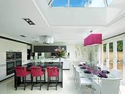 Designer White Kitchens Kitchen Colors Color Schemes And Designs
