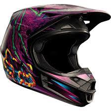 monster helmet motocross fox racing 2015 v1 dragnar matte helmet available at