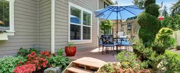 Backyard Landscaping On A Budget Budget Friendly Backyard Landscaping Ideas Sears Home Services