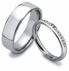 his and hers white gold wedding rings wedding astonishing weddingnd sets his and hers brilliant ideas