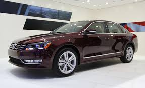 2012 volkswagen passat revealed vw passat news u2013 car and driver