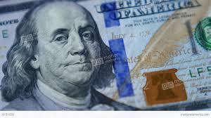 4k united states hundred dollar bill stock footage 9121079