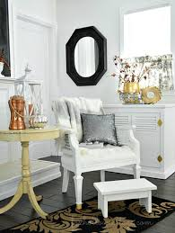 home goods decor budget friendly fall decorating ideas mixed metals fox hollow