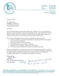 Thank You Letter For Attorney Services by Thank You Letters Smugglers Enterprises Inc Punta Gorda Fl
