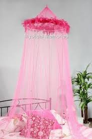 Cot Bed Canopy Luxury Baby Cot Bed Canopy Drape Big 485cm Hearts Mosquito Net