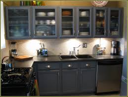 Refinish Kitchen Cabinets Kit Fabulous Kitchen Cabinet Paint Kit And Inspirations Images