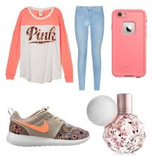 8th grade outfit by mariahjimenez0603 liked on polyvore