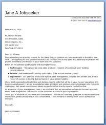 cover letter sample sales lukex co
