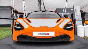 orange cars 2017 in pictures the 2017 goodwood festival of speed by car magazine