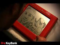 carmelo anthony etch a sketch all star youtube