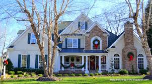 beautiful homes decorated for christmas christmas tour at nancy u0027s worthing court