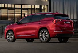 gmc terrain 2017 interior the 2018 gmc terrain grows up and gets new tech autonation drive