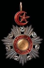 Ottoman Medals House Order Of Osman Ottoman Empire Order Medal Badge