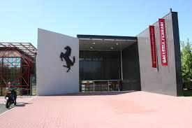 museum maranello construction begins on museum in modena autoevolution