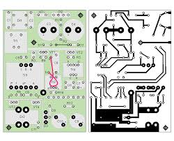 layout pcb inverter sg3525 full bridge inverter sechmatic with pcb layout shems