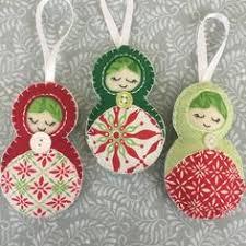 nesting doll russian matryoshka babushka embroidered