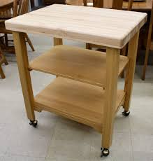 butcher block island with casters amish traditions wv