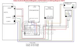 cobra controls acp inside door access control wiring diagram