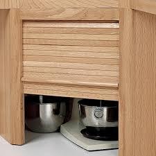 Tambour Door Cabinet Hardwood Appliance Garage With Tambour Door Kit Hardwood Appliance