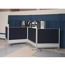 glass room dividers architectural room dividers versare portable metal partitions