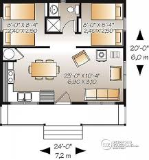 two bedroom cottage floor plan unit open plans loft narrow your bath house independent