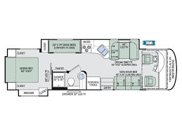 Thor Rv Floor Plans by 2018 Thor Motor Coach Thor Palazzo 33 3 Springfield Mo